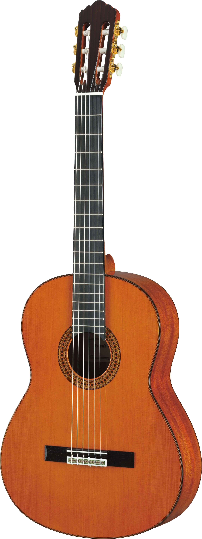 Guitarra Clásica Yamaha Gc12C Cedar Top