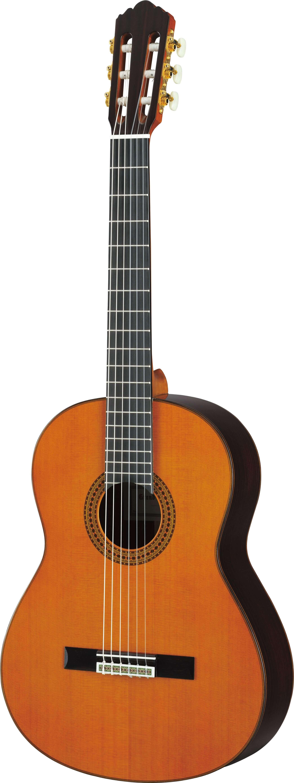 Guitarra Clásica Yamaha Gc22C Cedar Top