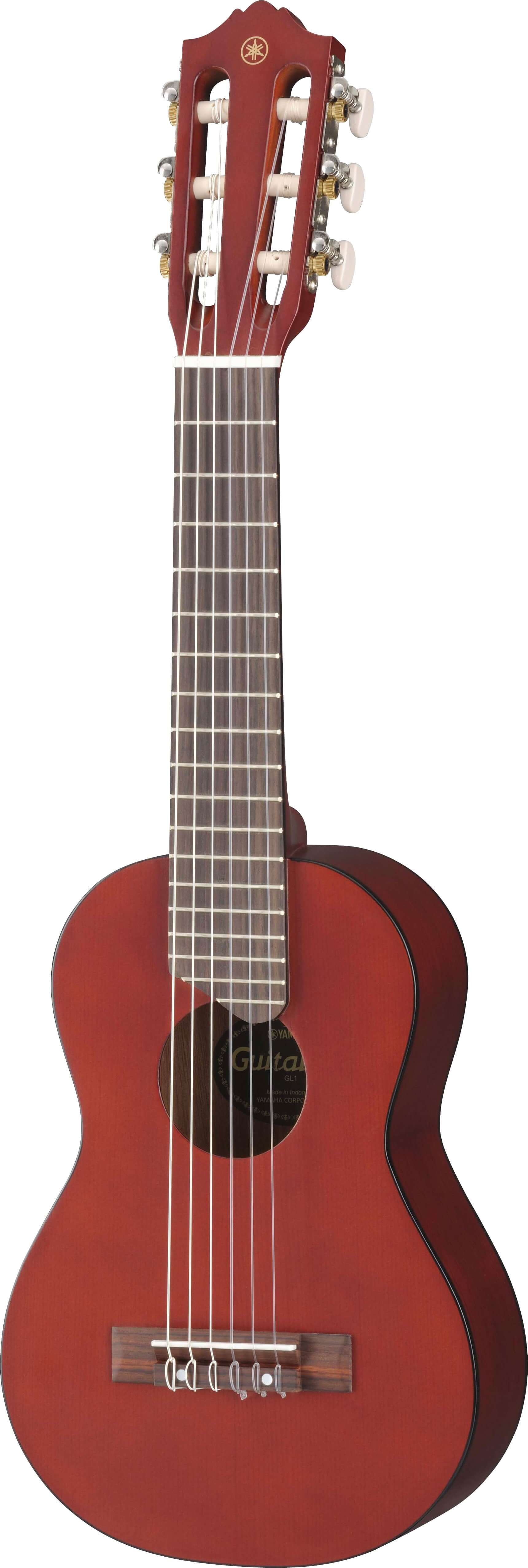 Guitalele Yamaha GL1 Persimmon Brown