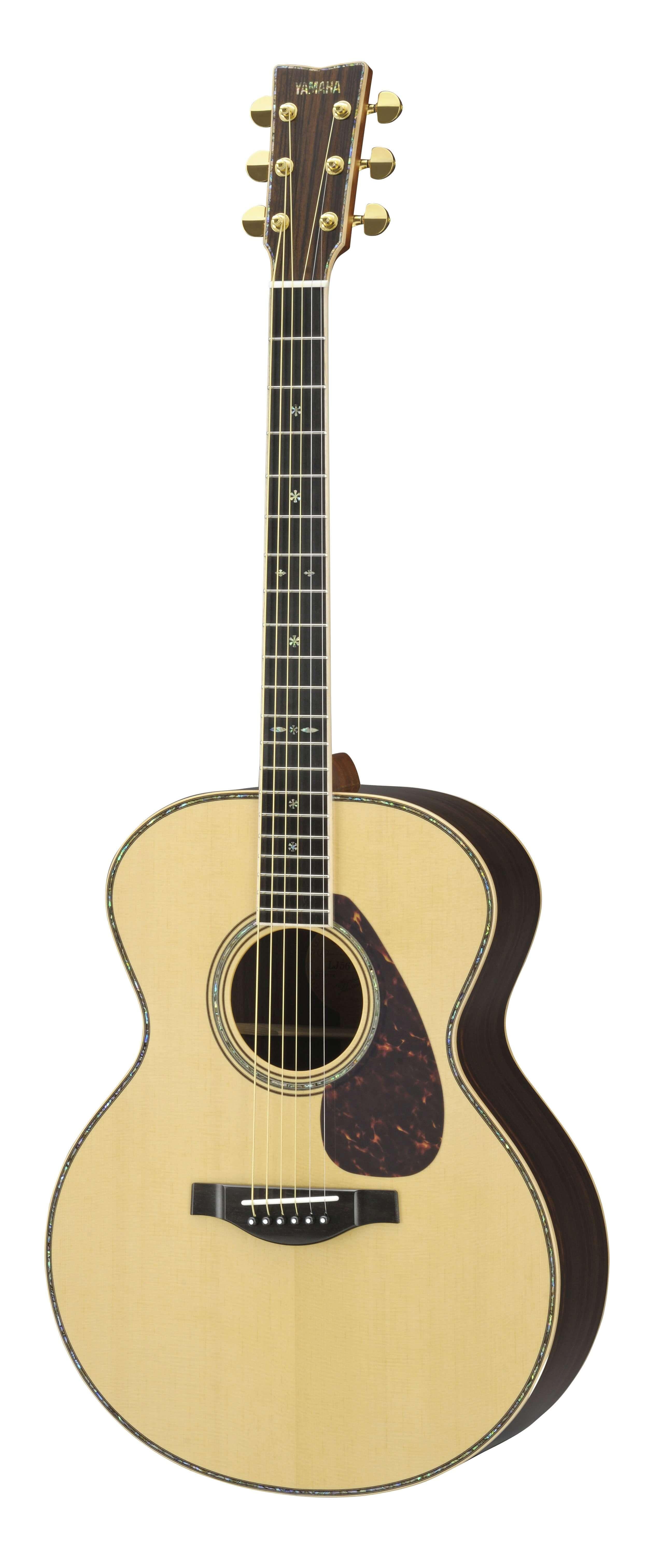 Guitarra Acústica Yamaha LJ56 Are