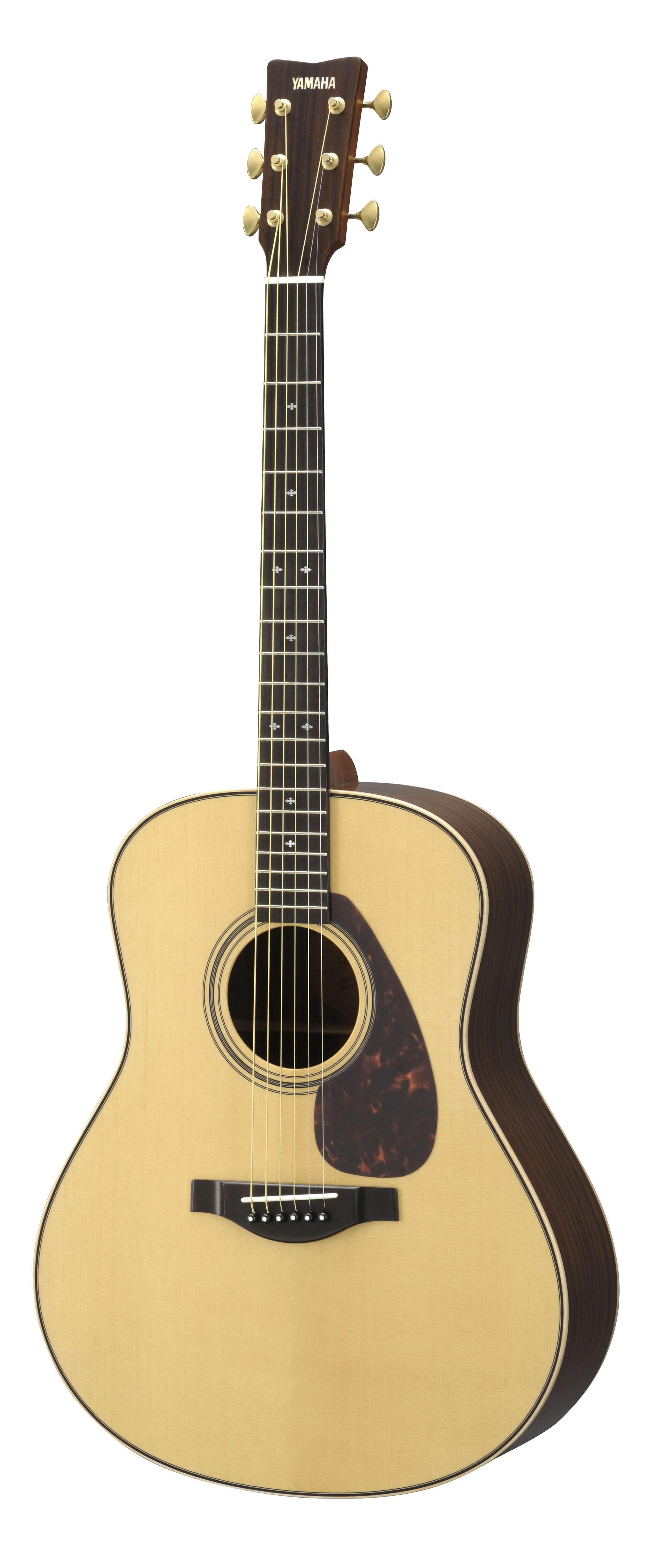 Guitarra Acústica Yamaha LL26 ARE 02