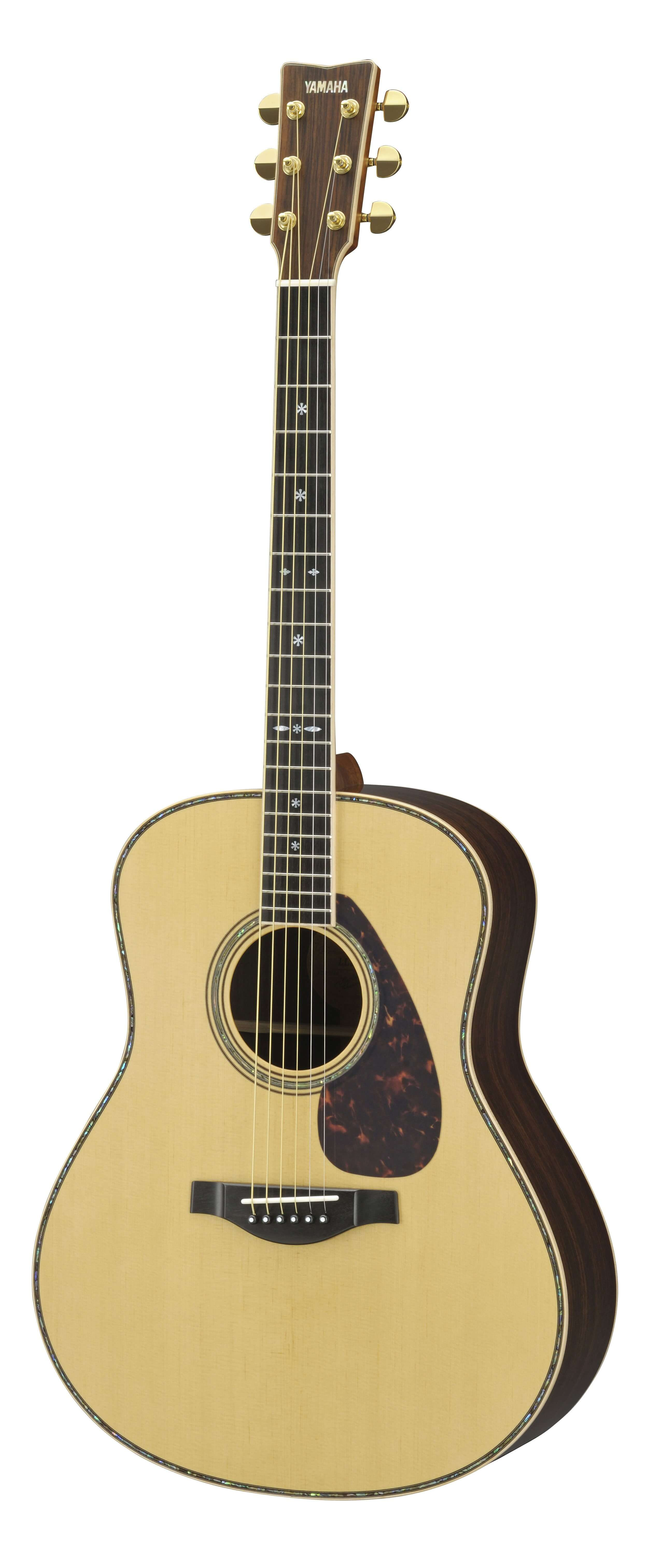 Guitarra Acústica Yamaha Ll36 Are 02