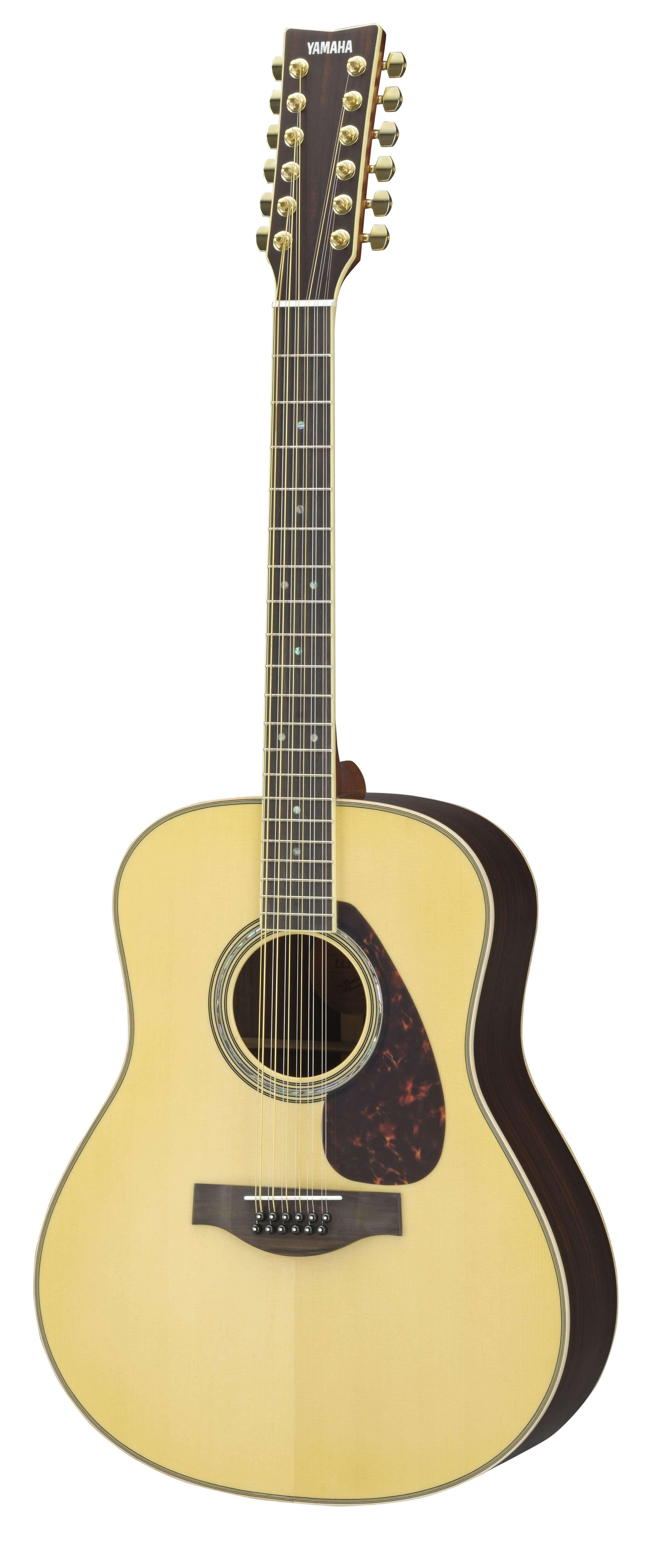 Guitarra Acústica Yamaha LL16-12 ARE 12 Cuerdas