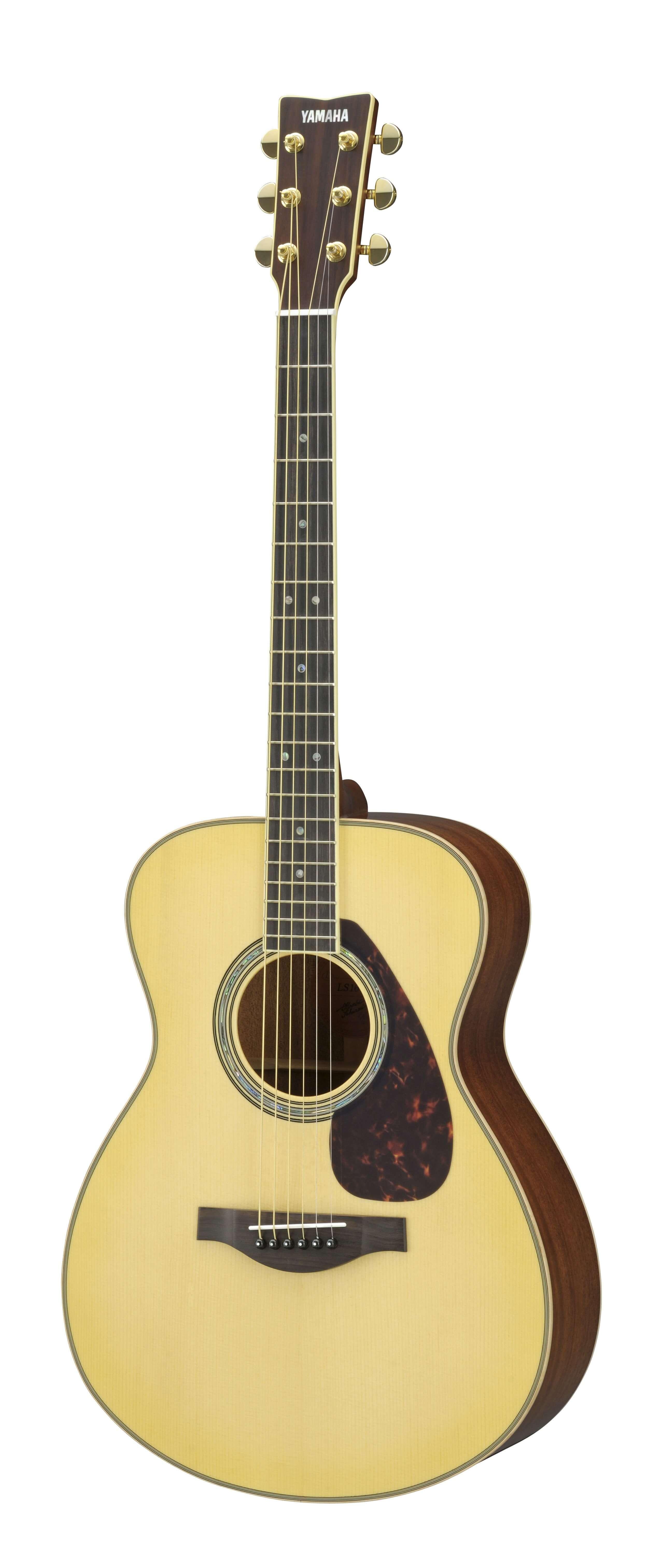 Guitarra Acústica Yamaha LS16M ARE