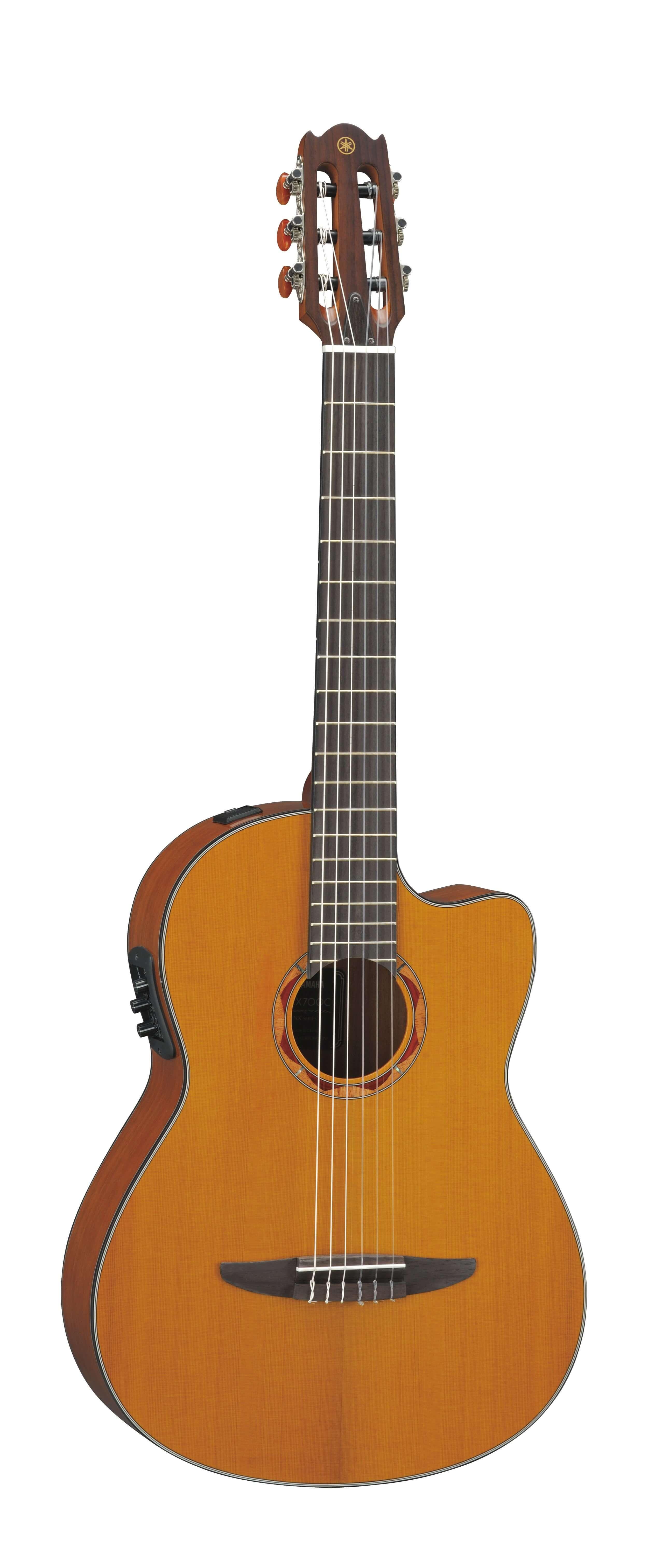 Guitarra Electroacústica Yamaha Ncx700C