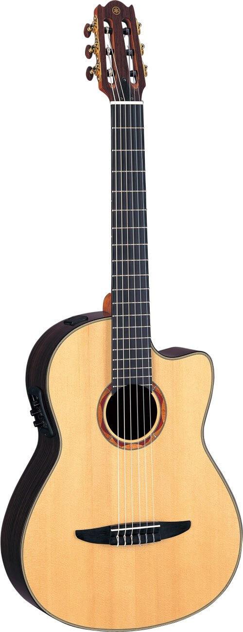 Guitarras Clásicas Electrificadas