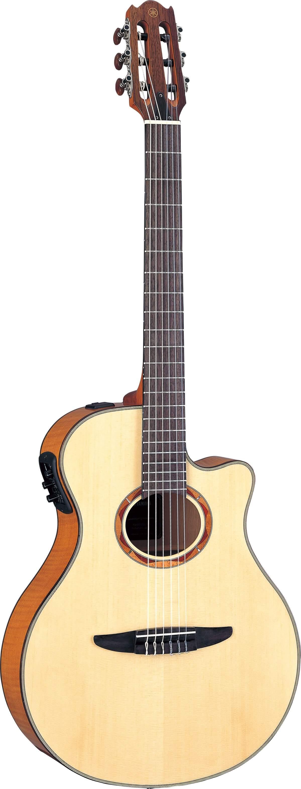 Guitarra Electroacústica Yamaha NTX 900FM