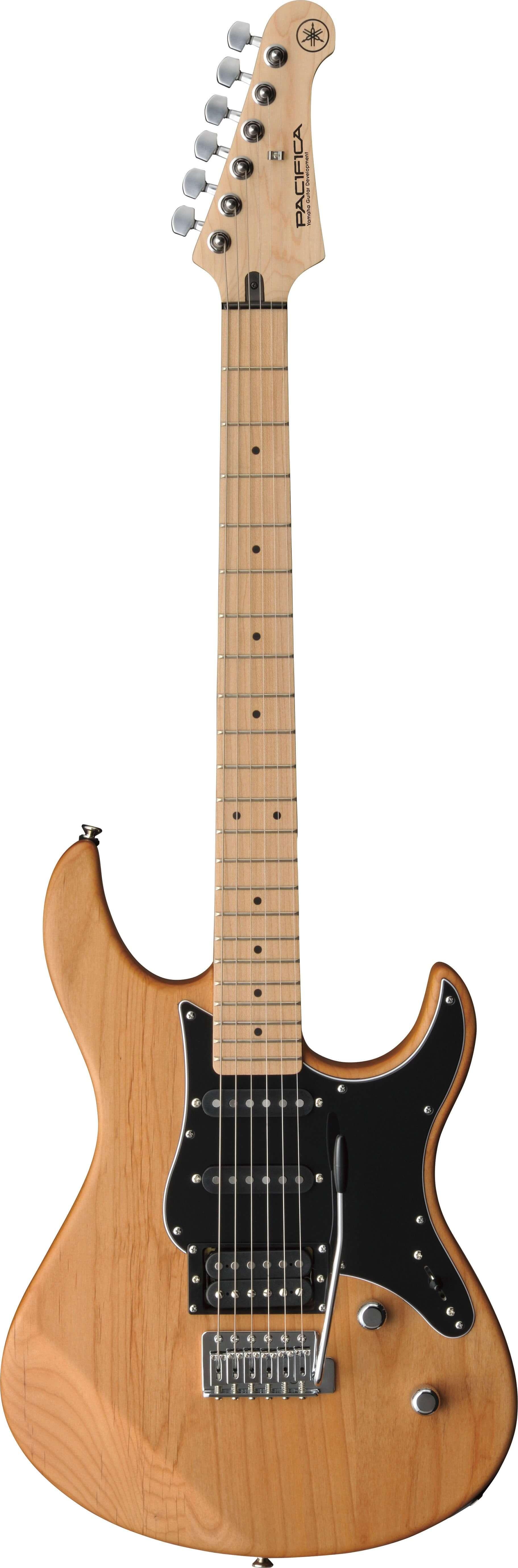 Guitarra Eléctrica Yamaha Pacifica112Vmx Yellow Natural Sati
