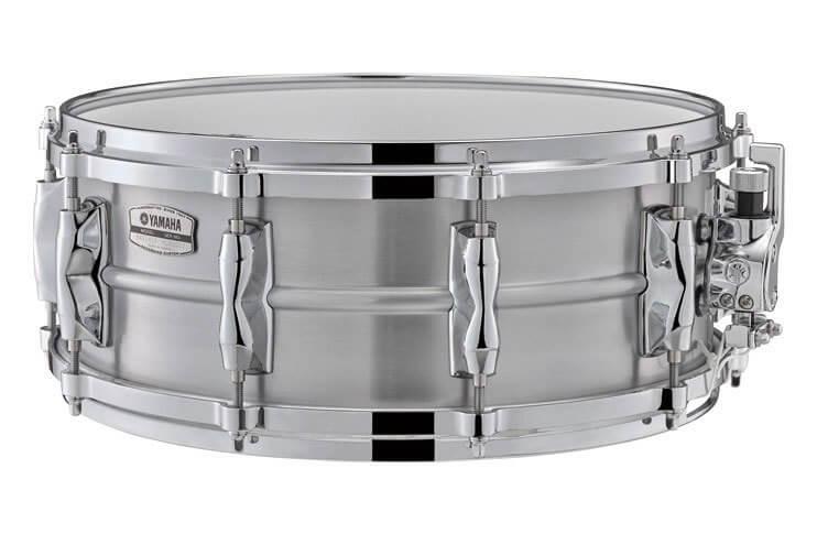 Caja De Batería Yamaha Recording Custom Ras1455 Aluminio 14