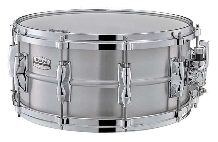 Caja De Batería Yamaha Recording Custom Ras1465 Aluminio 14