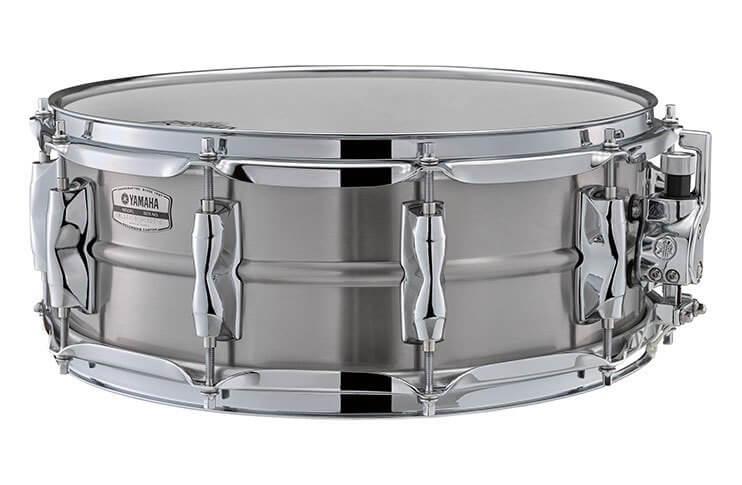 Caja De Batería Yamaha Recording Custom Rls1455 Acero 14