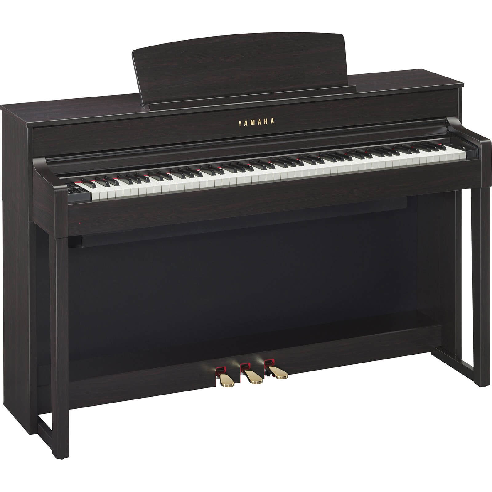 Piano Digital Yamaha CLP-575R Palisandro Mate