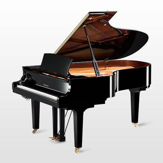 Piano De Cola Silent Yamaha C5X SH2