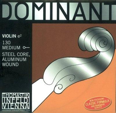 Jgo.Cuerdas Violín Thomastik Dominant 135B 4/4 Medium