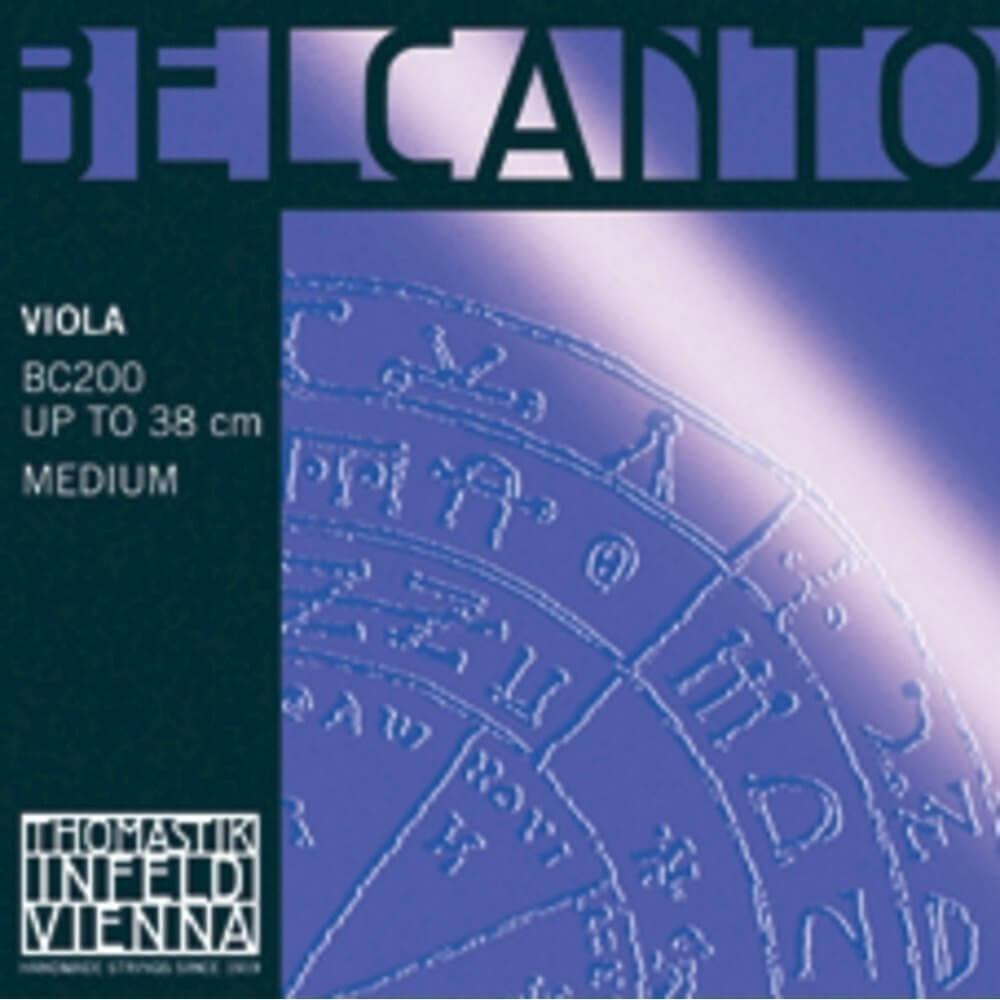 Cuerda 1ª La Viola Thomastik Belcanto La Bc21 Medium