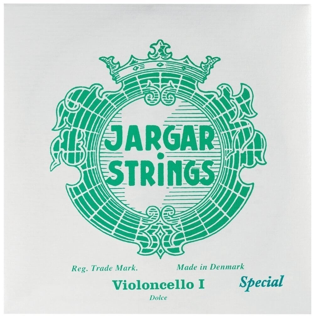 Cuerda 3ª Sol Violoncello Jargar Silver Sound Dolce