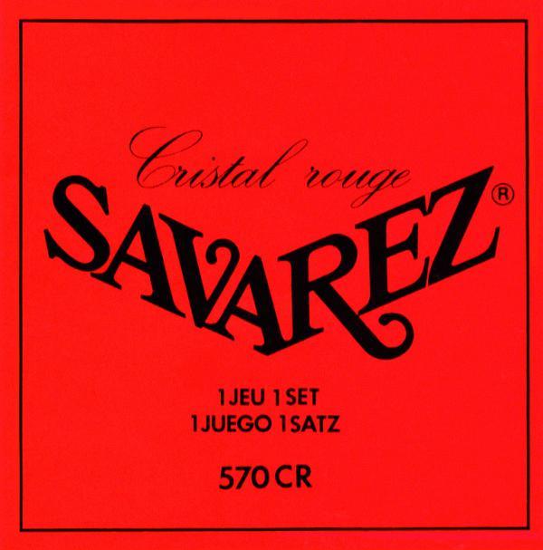 Cuerda 6ª Guitarra Clásica Savarez Mi 576S High