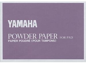 Papel Limpiador Zapatillas Yamaha Powder Paper