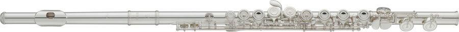 Flauta Travesera Yamaha YFL-212SL Bisel de plata