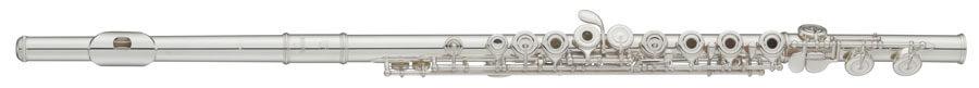 Flauta Travesera Yamaha YFL-272SL Bisel de plata