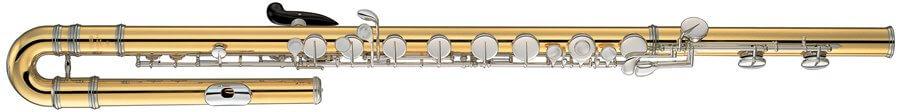 Flauta Travesera Bajo Yamaha YFL-B441 02