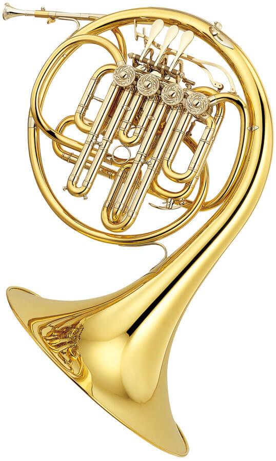 Trompa Triple Yamaha Yhr-881D
