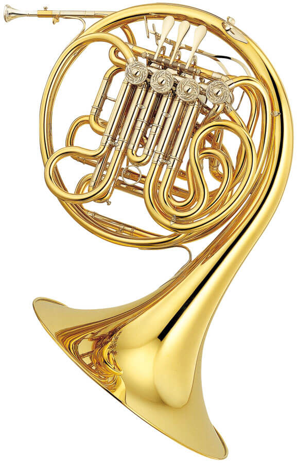 Trompa Triple Yamaha Yhr 891