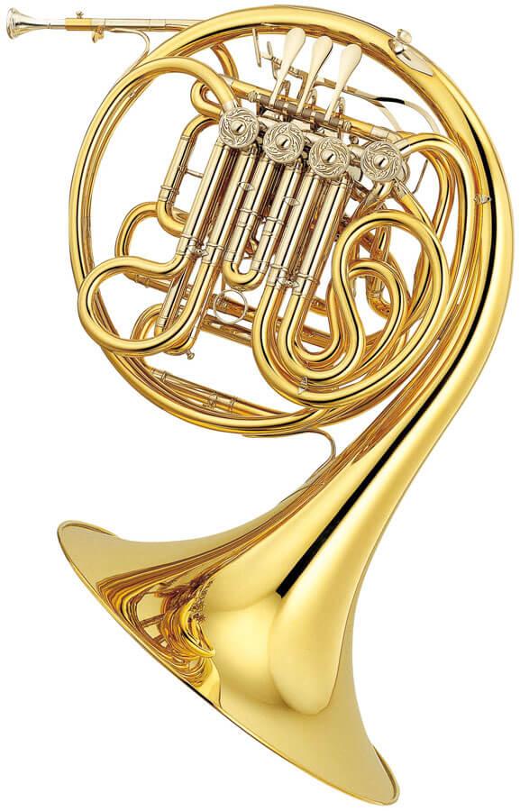 Trompa Triple Yamaha Yhr-891Gd