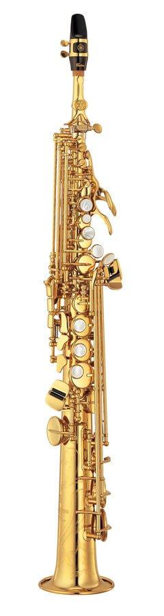 Saxofón Soprano Yamaha Yss-875Exhggp