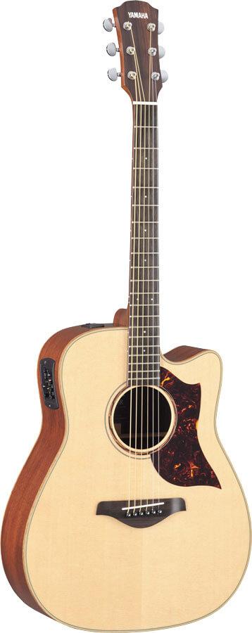 Guitarra Electroacústica Yamaha A3M
