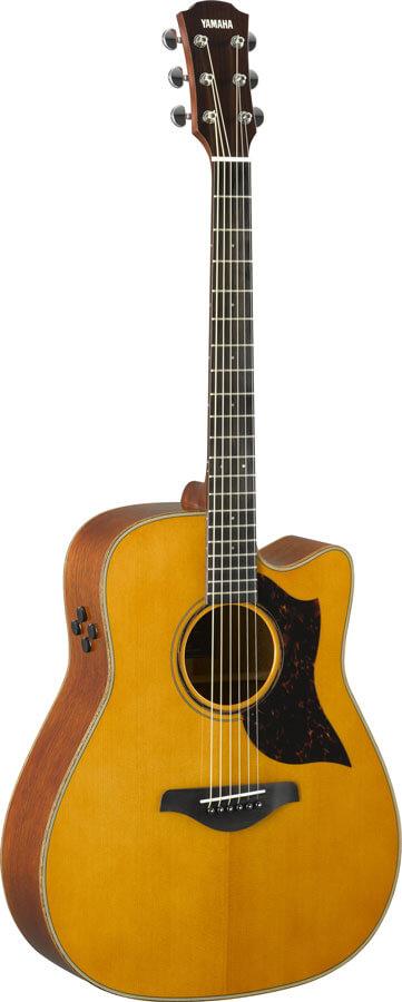 Guitarra Electroacústica Yamaha A3M Are Vintage Natural