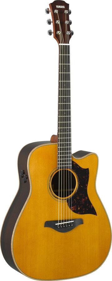 Guitarra Electroacústica Yamaha A3R Are Vintage Natural