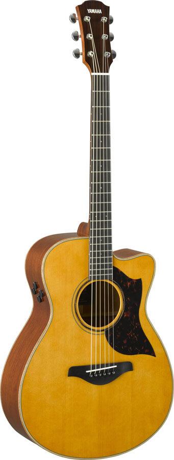 Guitarra Electroacústica Yamaha Ac3M Are Vintage Natural