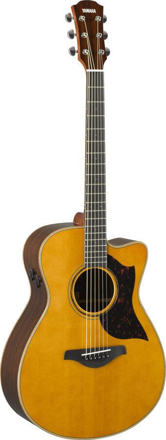 Guitarra Electroacústica Yamaha Ac3R Are Vintage Natural