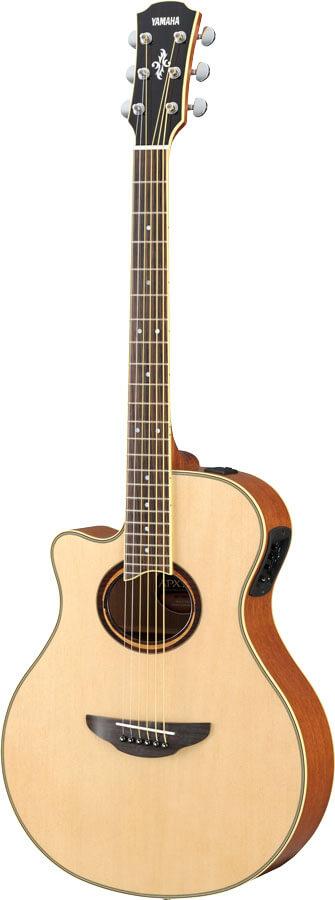 Guitarra Electroacústica Yamaha APX 700Il L Natural (Zurdos)