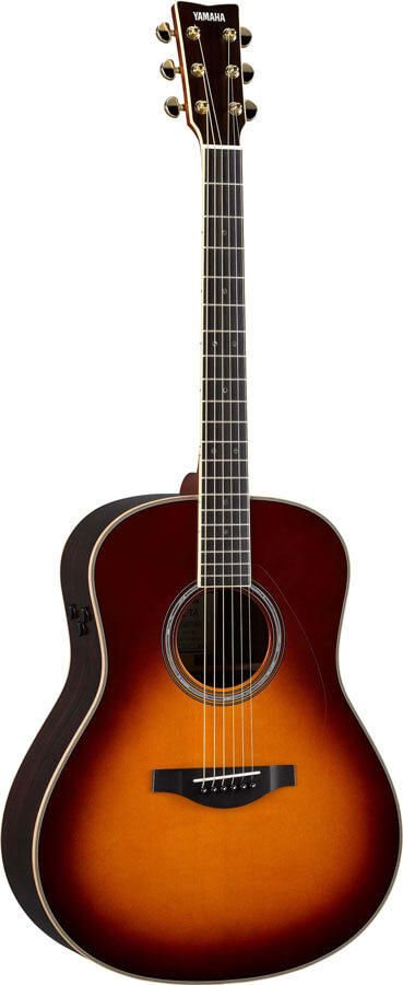 Guitarra Transacústica Yamaha LL-TA Brown Sunburst