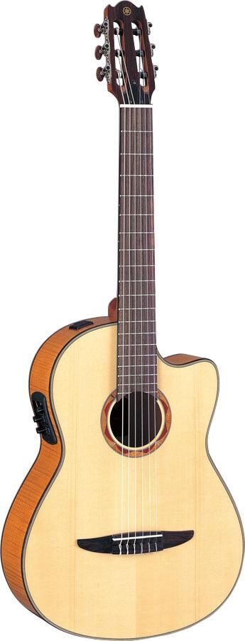 Guitarra Electroacústica Yamaha Ncx900Fm