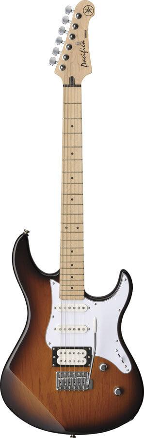 Guitarra Eléctrica Yamaha Pacifica112Vm Tobacco Brown Sb