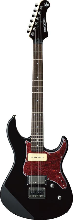 Guitarra Eléctrica Yamaha PACIFICA 611H Black