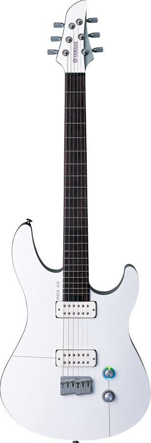 Guitarra Eléctrica Yamaha RGXA II White Aircraft Grey