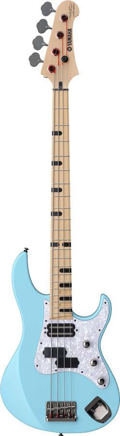 Bajo Eléctrico Yamaha Attitude Ltd III Sonic Blue W-C