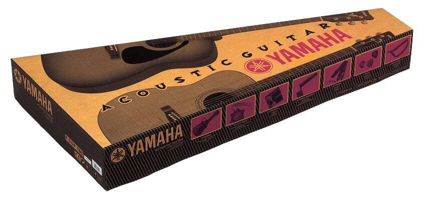 Pack Guitarra Acústica Yamaha F 310 P