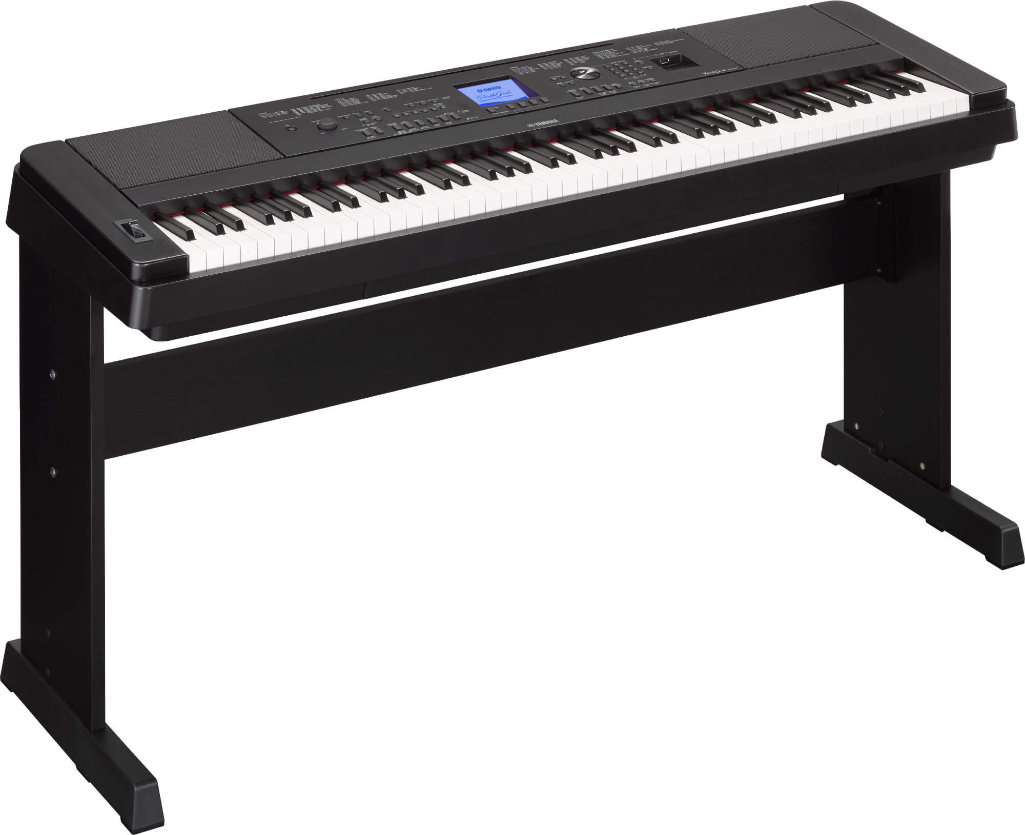 Piano Digital Yamaha Dgx-660