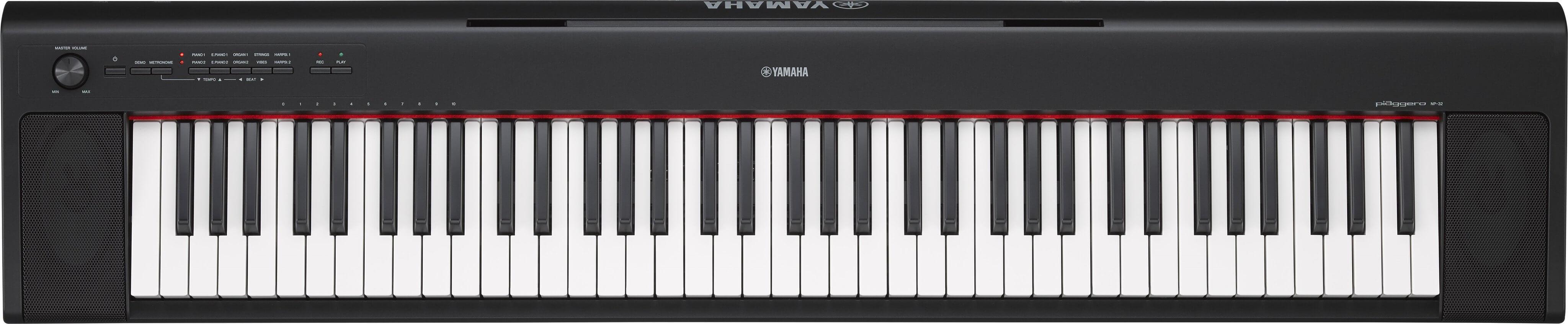 Teclado Portátil Yamaha Piaggero NP-32