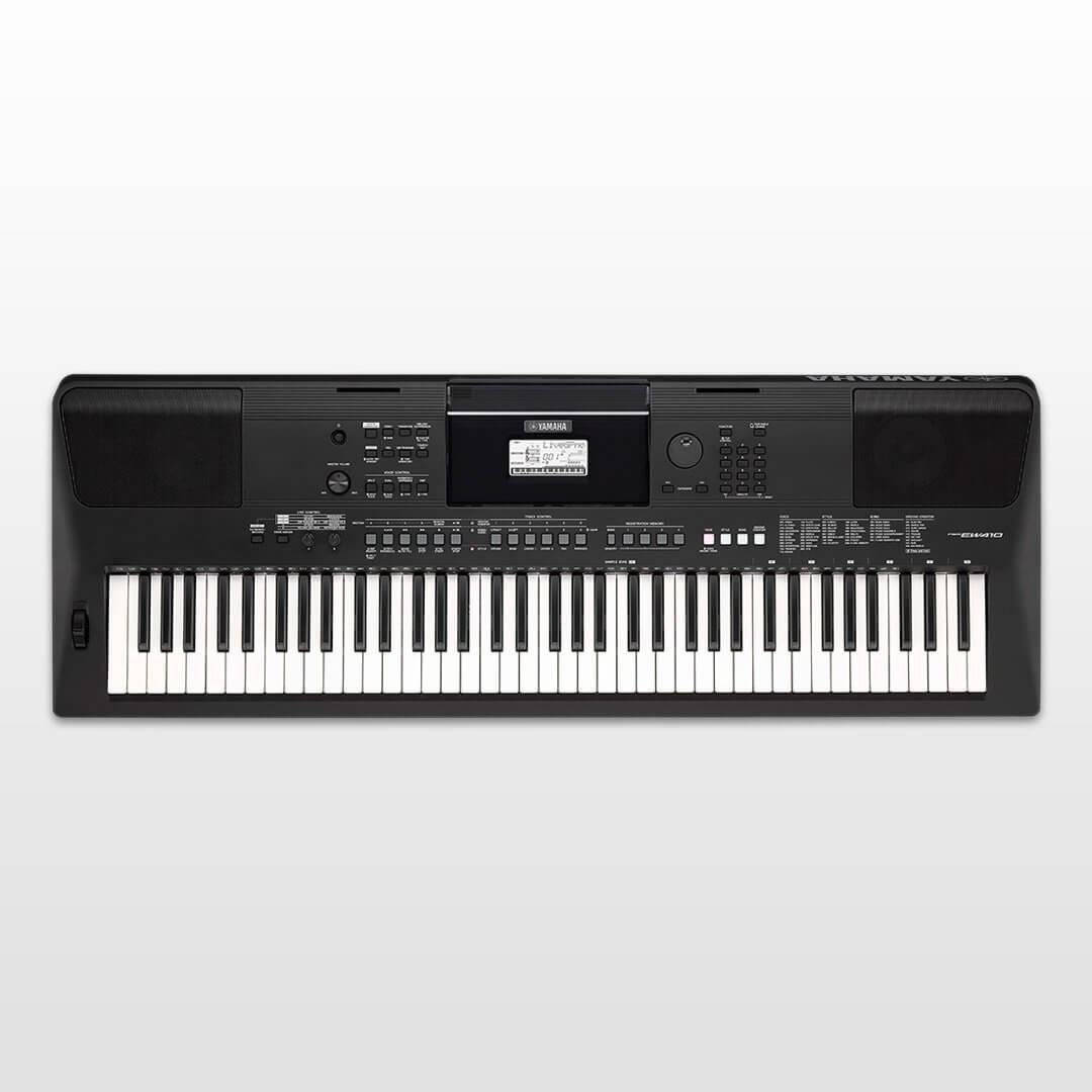 Teclado Portátil Yamaha PSR-EW410
