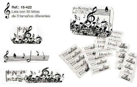 Lata 30 Tiritas Musicales