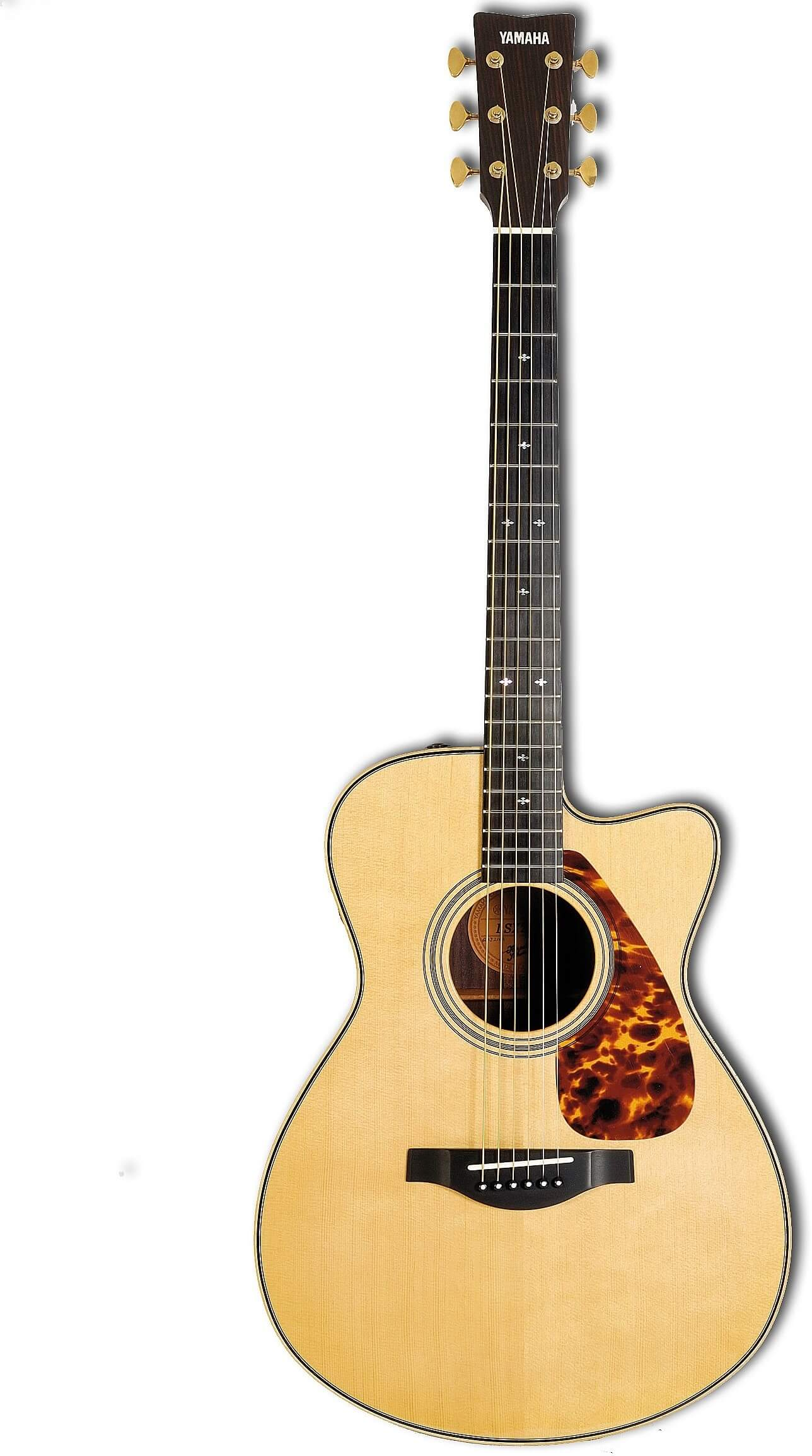 Guitarra Electroacústica Yamaha LSX 26C Are II