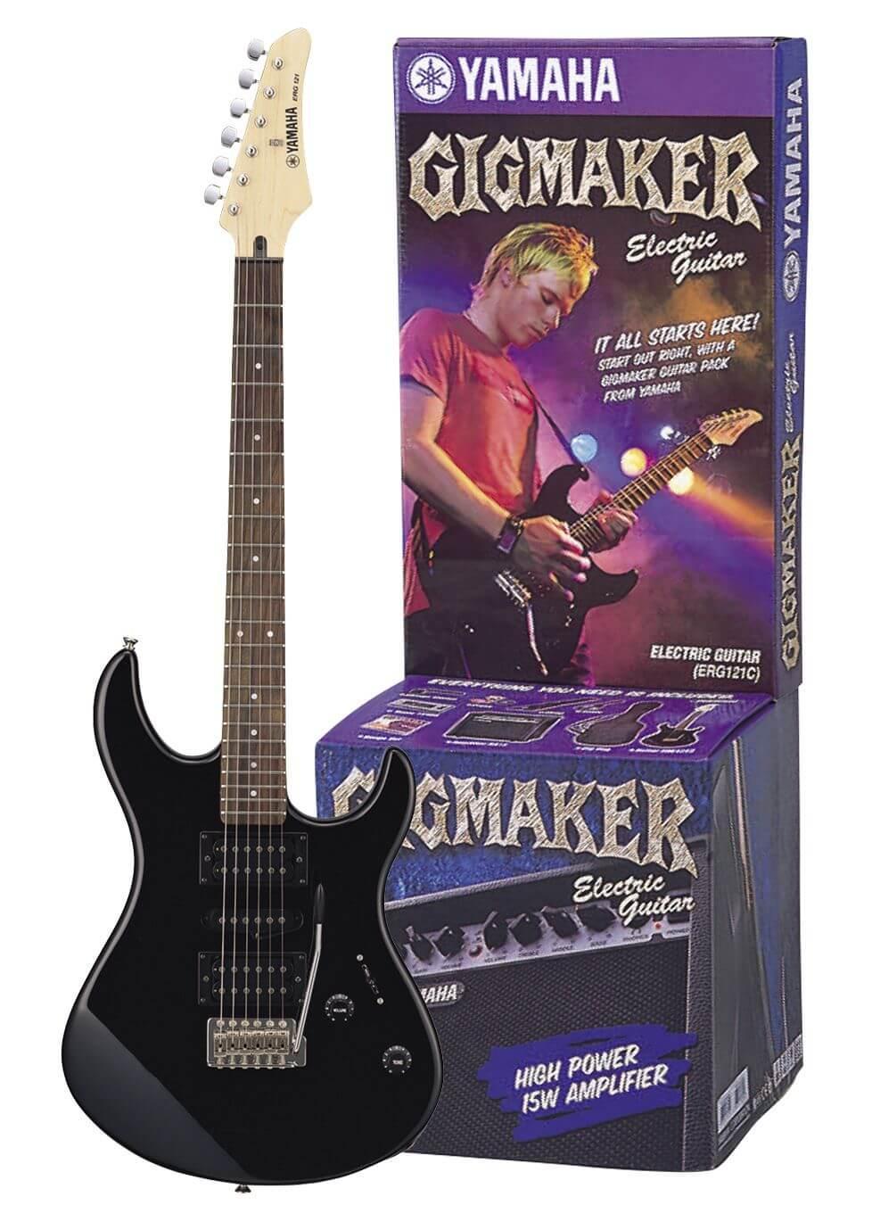 Pack Guitarra Electrica ERG121GPIIHII
