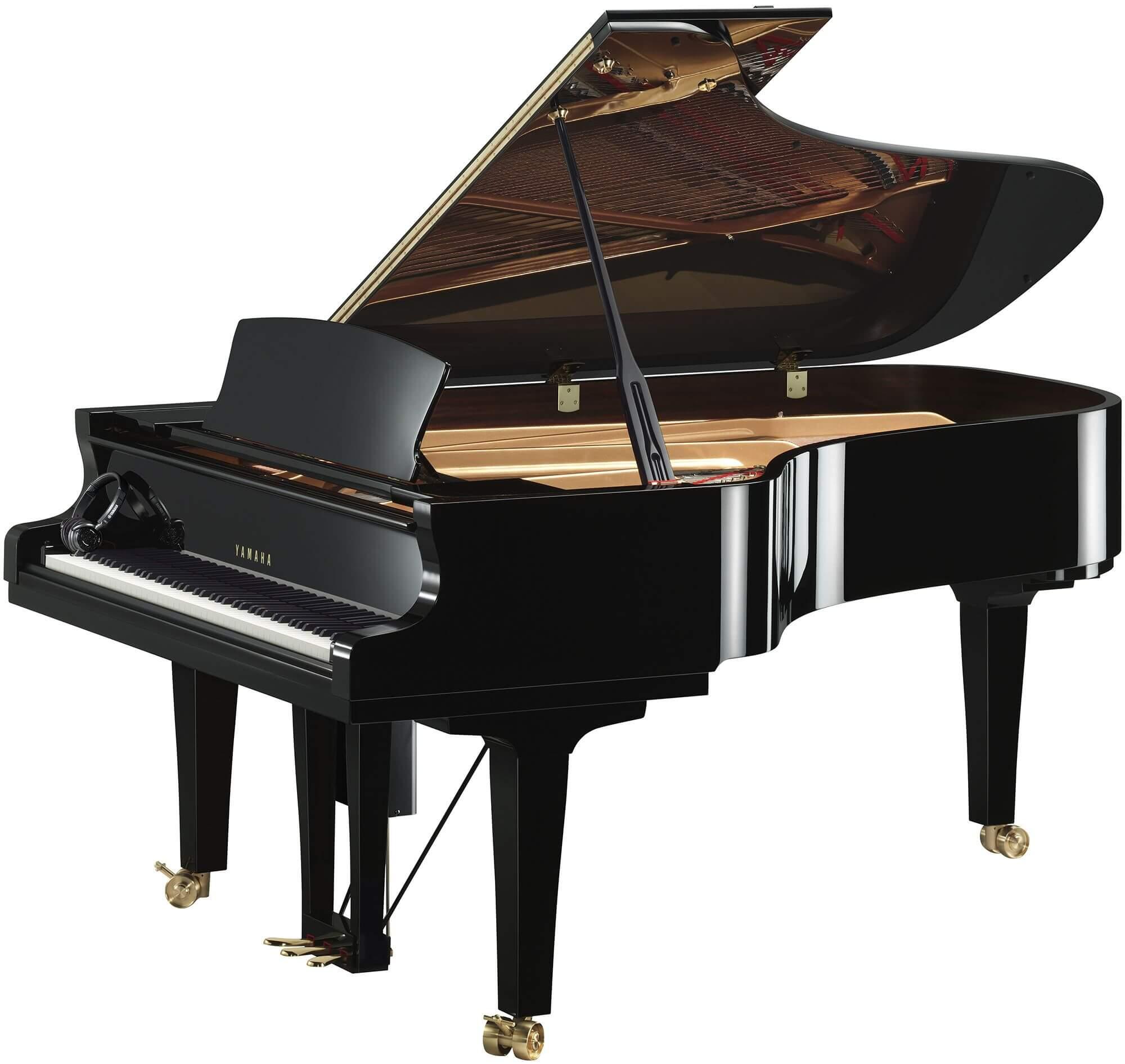 Pianos Híbridos de cola