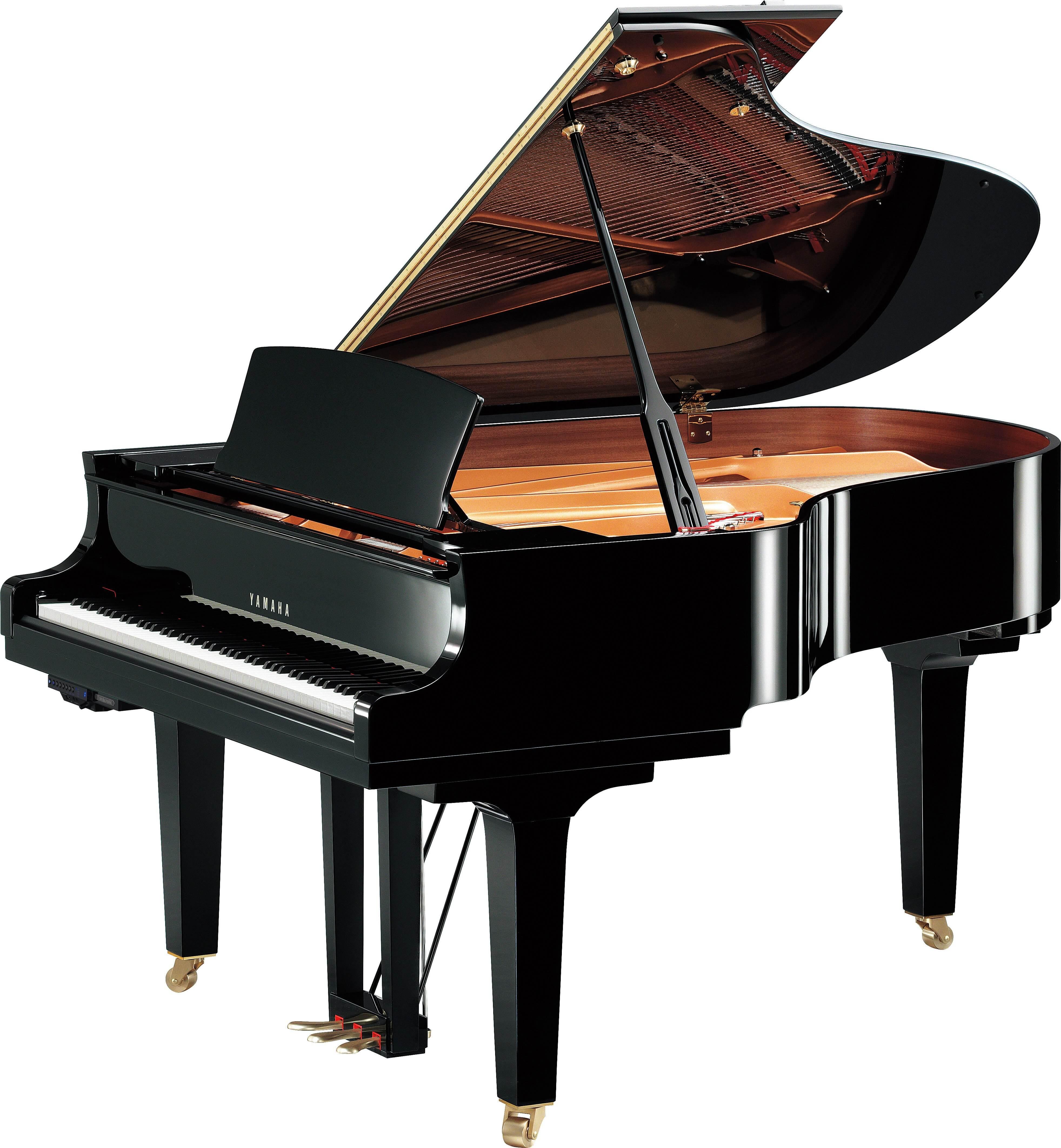 Pianos Transacoustic de cola